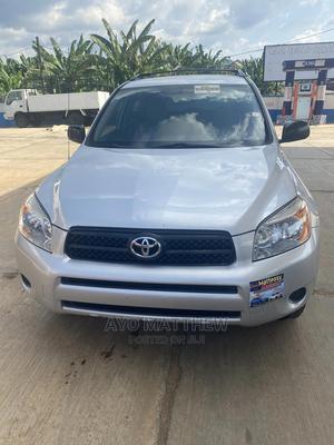 Toyota RAV4 2007 2.0 4x4 Silver | Cars for sale in Oyo State, Ibadan