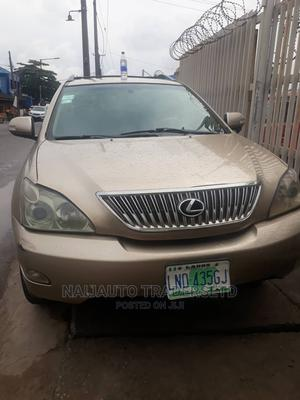 Lexus RX 2007 350 Gold | Cars for sale in Lagos State, Surulere