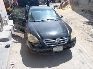 Nissan Altima 2005 2.5 Black   Cars for sale in Lagos State, Lekki