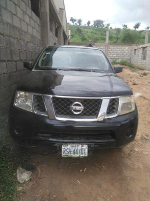 Nissan Pathfinder 2006 LE 4x4 Black   Cars for sale in Abuja (FCT) State, Nyanya