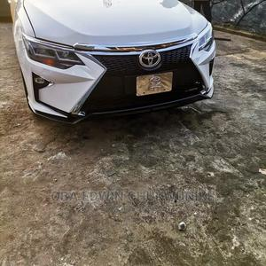 Upgrading Front Bumper Toyota Camry 2012 2 Lexus Face | Vehicle Parts & Accessories for sale in Lagos State, Mushin