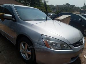 Honda Accord 2003 Automatic Silver | Cars for sale in Enugu State, Enugu