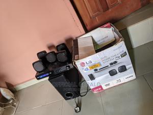 LG Home Theater 330 Watts   Audio & Music Equipment for sale in Edo State, Benin City