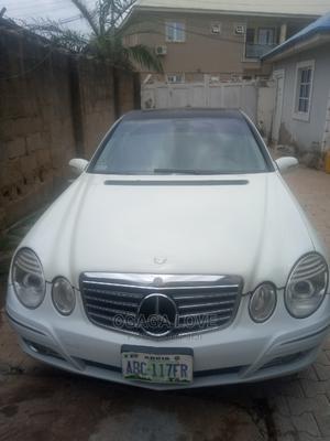 Mercedes-Benz E350 2006 Off White | Cars for sale in Abuja (FCT) State, Lugbe District