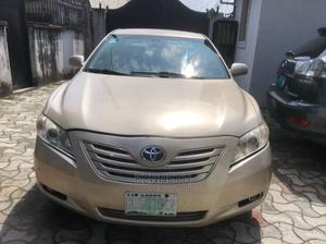 Toyota Camry 2007 Gold | Cars for sale in Lagos State, Ajah