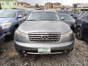 Infiniti FX35 2006 Base 4x2 (3.5L 6cyl 5A) Teal | Cars for sale in Lagos State, Agege