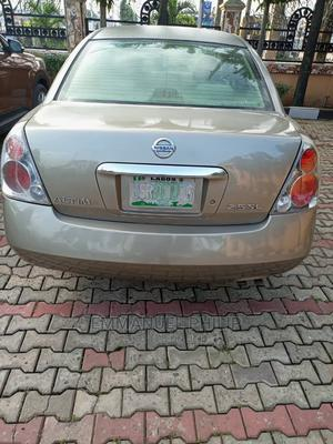 Nissan Altima 2005 2.5 Silver   Cars for sale in Lagos State, Ajah