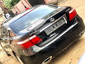 Lexus LS 2008 460 Black | Cars for sale in Lagos State, Ojo