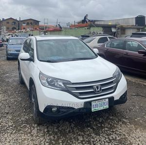Honda CR-V 2014 White   Cars for sale in Lagos State, Agege