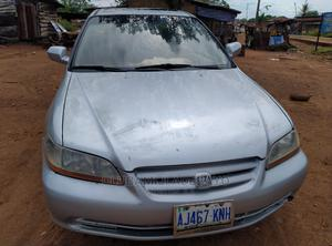 Honda Accord 2000 Coupe Silver   Cars for sale in Osun State, Iwo