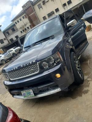 Land Rover Range Rover Sport 2013 HSE 4x4 (5.0L 8cyl 6A) Blue | Cars for sale in Lagos State, Amuwo-Odofin