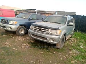 Toyota Sequoia 2004 Gray | Cars for sale in Ogun State, Ado-Odo/Ota