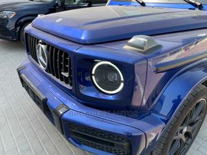 New Mercedes-Benz G-Class 2021 G 63 AMG Blue | Cars for sale in Lagos State, Lekki