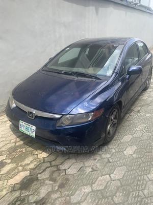 Honda Civic 2006 Blue   Cars for sale in Lagos State, Shomolu