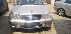 Mercedes-Benz C240 2005 Silver | Cars for sale in Abuja (FCT) State, Kubwa