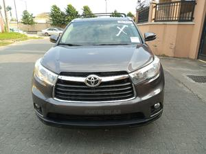 Toyota Highlander 2015 Gray | Cars for sale in Lagos State, Ogba
