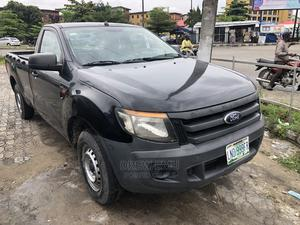Ford Ranger 2015 XLT Single Cab Black | Cars for sale in Lagos State, Amuwo-Odofin