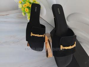 Pedro Luxury Slippers - Black | Shoes for sale in Lagos State, Ajah