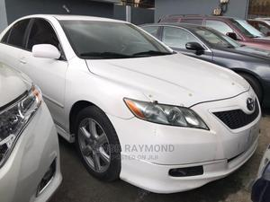 Toyota Camry 2009 White   Cars for sale in Lagos State, Ikeja