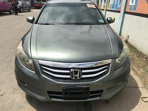 Honda Accord 2009 2.0 I-Vtec Automatic Green | Cars for sale in Lagos State, Surulere