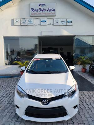 Toyota Corolla 2015 White   Cars for sale in Rivers State, Port-Harcourt