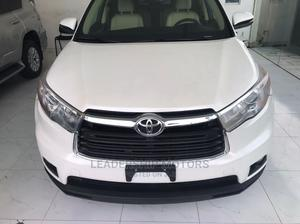 Toyota Highlander 2015 White | Cars for sale in Lagos State, Ajah