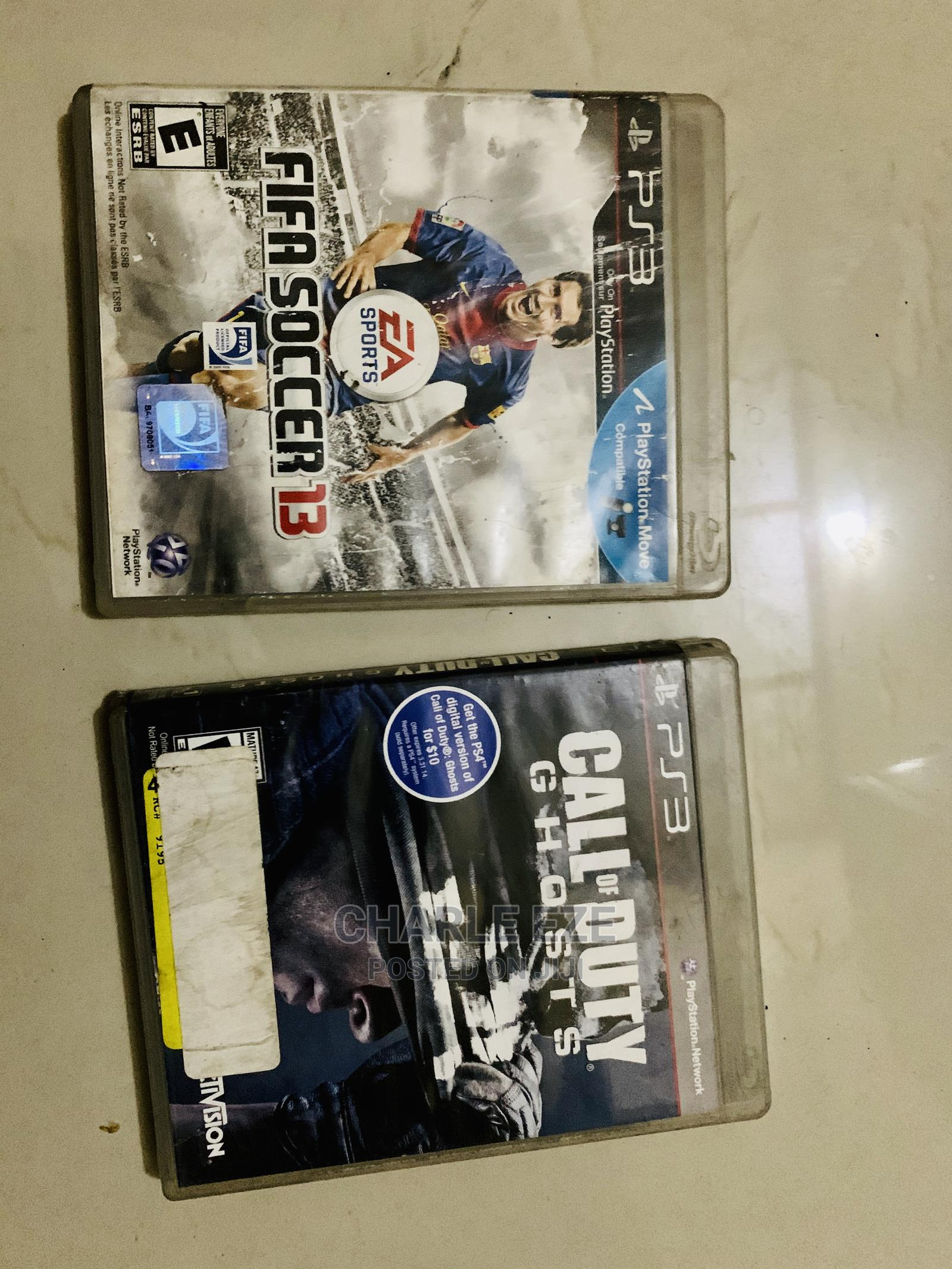 Sony PS3 SLIM (Mint Condition)   Video Game Consoles for sale in Port-Harcourt, Rivers State, Nigeria