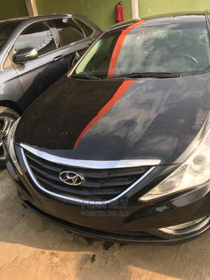 Hyundai Sonata 2013 Black | Cars for sale in Lagos State, Ikeja