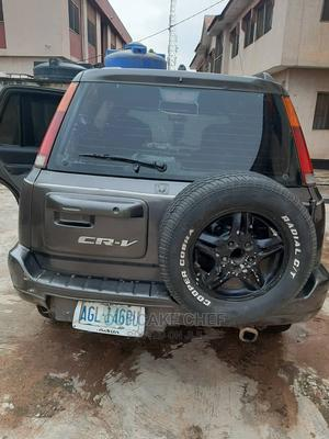 Honda CR-V 2000 2.0 Automatic Gray | Cars for sale in Ogun State, Abeokuta South