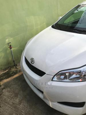 Toyota Matrix 2009 White | Cars for sale in Lagos State, Ikeja