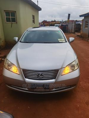 Lexus ES 2009 350 Silver | Cars for sale in Lagos State, Ipaja