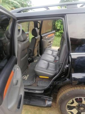 Lexus GX 2009 470 Black | Cars for sale in Akwa Ibom State, Uyo