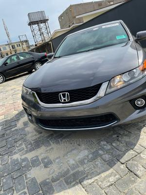 Honda Accord 2013 Gray   Cars for sale in Lagos State, Surulere