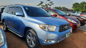 Toyota Highlander 2008 Limited Blue | Cars for sale in Lagos State, Amuwo-Odofin