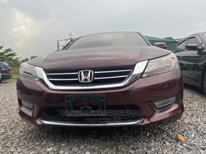 Honda Accord 2013 Red | Cars for sale in Abuja (FCT) State, Central Business District