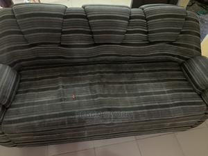 Two 3-Seater Sofa and Two Single-Seater Sofa   Furniture for sale in Lagos State, Alimosho