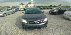 Toyota Corolla 2012 Gray | Cars for sale in Abuja (FCT) State, Jahi