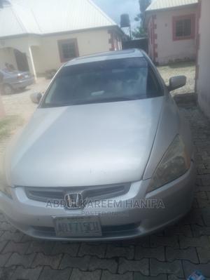 Honda Accord 2003 Silver | Cars for sale in Abuja (FCT) State, Dei-Dei