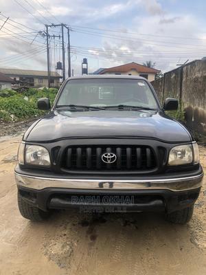 Toyota Tacoma 2003 Black | Cars for sale in Delta State, Warri