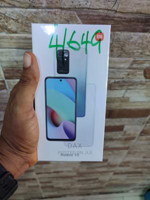 New Xiaomi Redmi 10 64 GB Blue | Mobile Phones for sale in Lagos State, Victoria Island