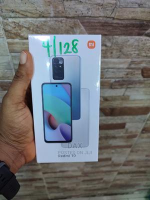New Xiaomi Redmi 10 128 GB Gray | Mobile Phones for sale in Lagos State, Victoria Island