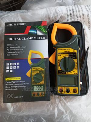 Clamp Meter Digital   Measuring & Layout Tools for sale in Lagos State, Ikeja