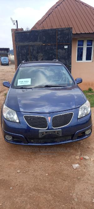 Pontiac Vibe 2008 Blue | Cars for sale in Oyo State, Ibadan