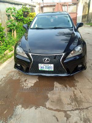Lexus IS 2007 Black   Cars for sale in Oyo State, Ogbomosho North