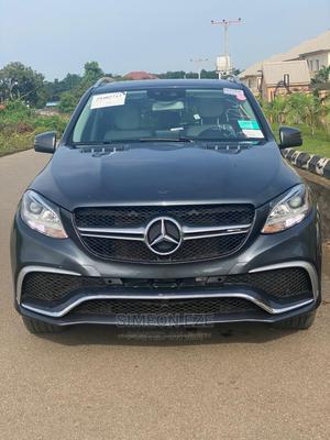 Mercedes-Benz GLE-Class 2016 Gray | Cars for sale in Abuja (FCT) State, Central Business District