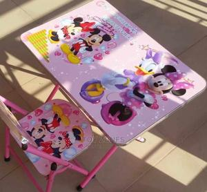 Leaning Table and Chair for Kids | Children's Furniture for sale in Lagos State, Isolo