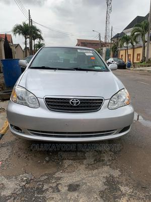 Toyota Corolla 2007 LE Silver   Cars for sale in Lagos State, Magodo