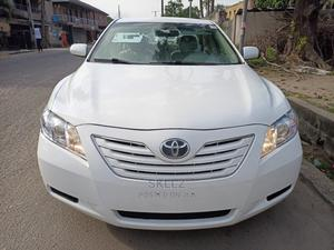 Toyota Camry 2008 2.4 XLE White   Cars for sale in Lagos State, Ilupeju