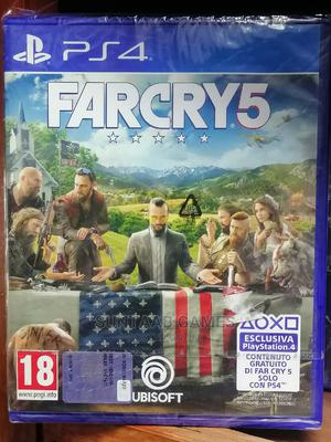 Far Cry 5 - Playstation 4 Standard Edition | Video Games for sale in Lagos State, Lagos Island (Eko)