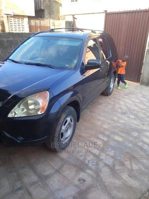 Honda CR-V 2004 EX 4WD Automatic Blue | Cars for sale in Lagos State, Ikotun/Igando